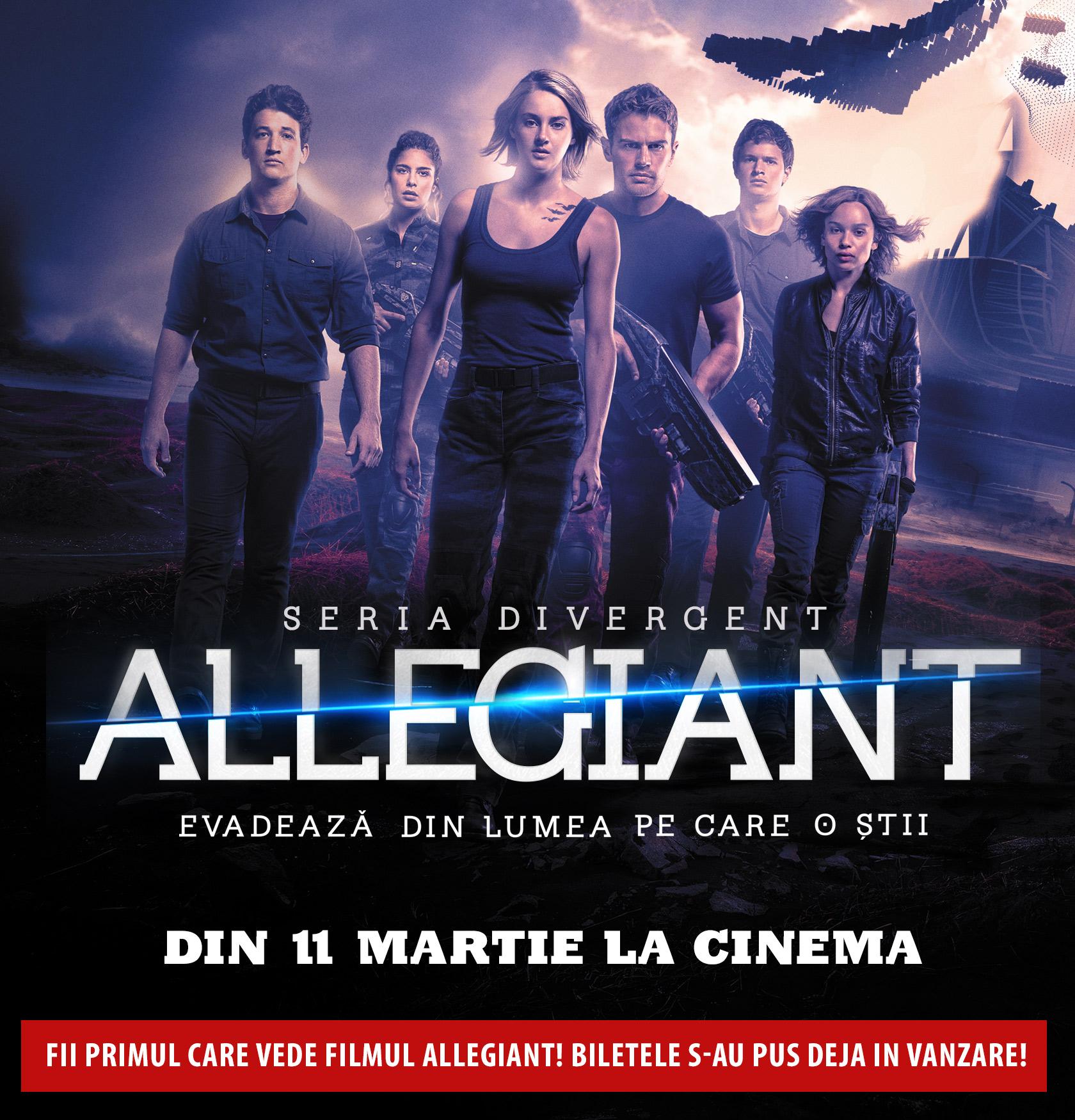Concurs – Divergent