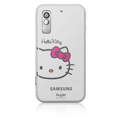 Telefonul Hello Kitty, de la Samsung, un cadou  de sarbatori