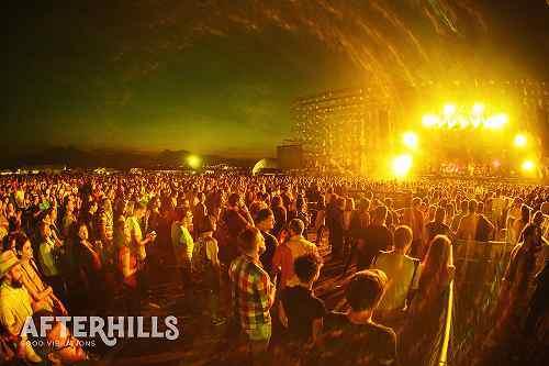 AFTERHILLS Iași – cel mai mare festival din regiunea Moldovei (31 mai – 3 iunie)