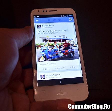 Asus Padfone 2 – telefon, tabletă, gadget