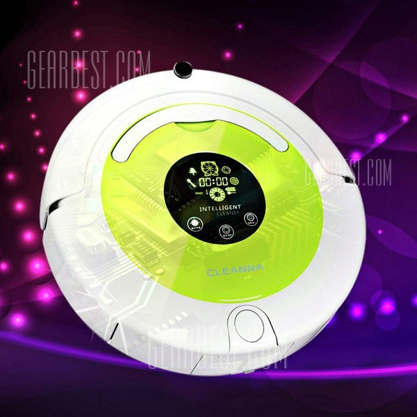 CLEANNA XR210 Vacuum Cleaner Robot