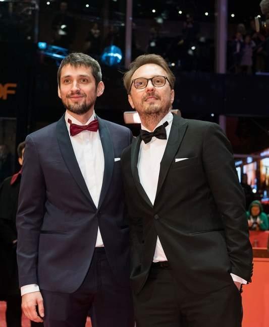 """iTux a fost alături de """"Ana, mon amour"""" pe covorul roșu al Festivalului Internațional de Film de la Berlin"""