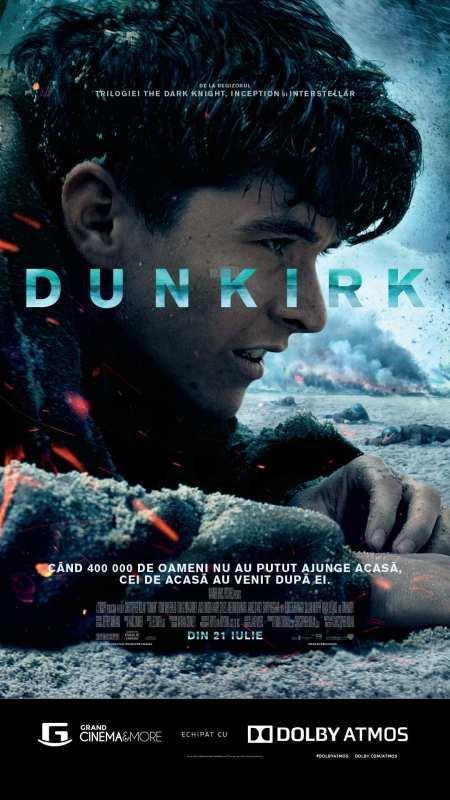 Concurs nou: mergeți și vedeți Dunkirk