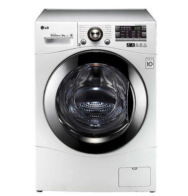 LG: noua gamă de mașini de spălat cu Direct Drive