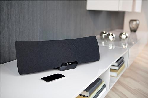Sistem audio pentru iPhone sau iPad