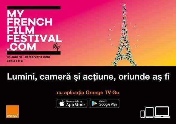 My French Film Festival – festivalul online dedicat cinematografiei franceze – revine în România