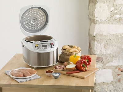 Philips Multicooker: noul aparat de gatit multifunctional