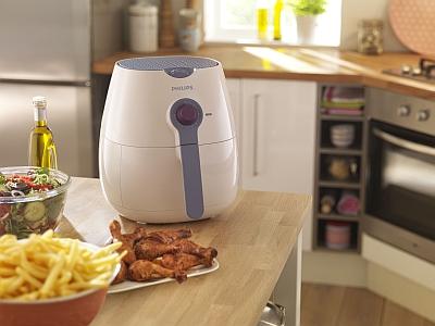 "Philips  Airfryer, aparatul de gatit cu ""aer"""