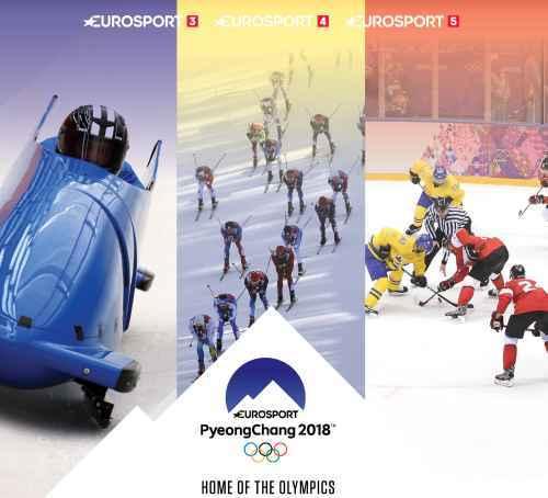 UPC România introduce Eurosport 3, 4, 5 pentru Jocurile Olimpice