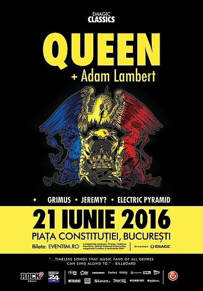 Queen poster_RO