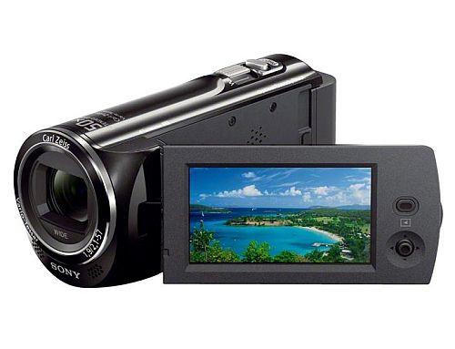 Sony prezintă noua serie Handycam