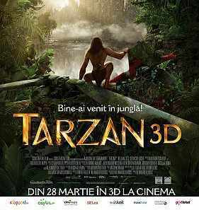 Concurs – Tarzan 3D
