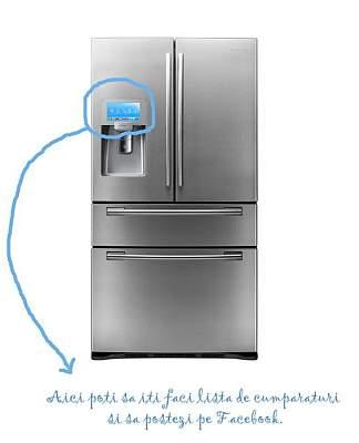 Samsung aduce bucătăria inteligentă la CES 2012