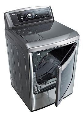 Maşini de spălat LG cu un mod inovativ de spălare prin funcţia TurboWash