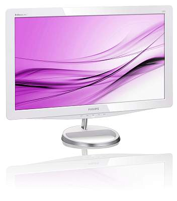 Philips Moda  248C3LHSW – monitor complet alb
