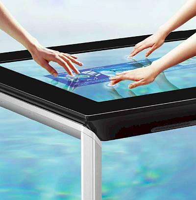 Samsung: soluții display B2B