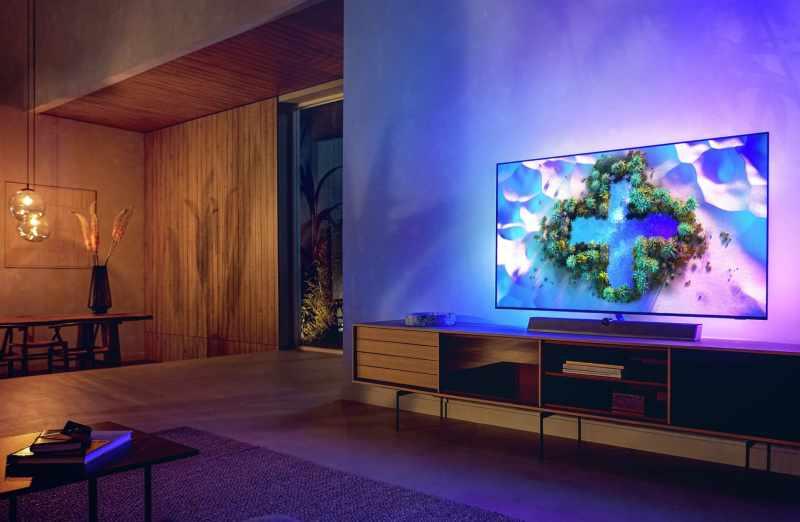 Philitps TV OLED+